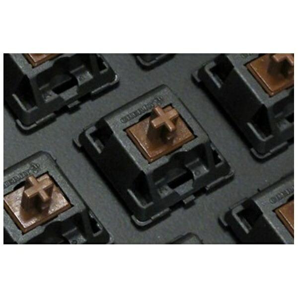 FILCOフィルコFKBC104M/EB2キーボード茶軸MajestouchConvertible2[Bluetooth・USB/コード・ワイヤレス][FKBC104MEB2]