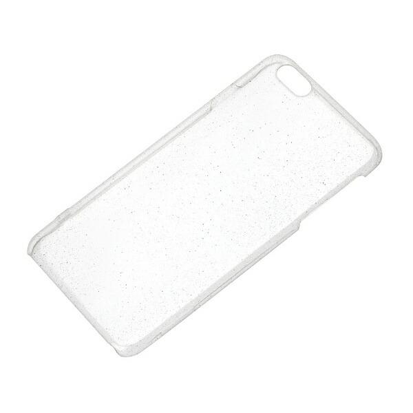 PGAiPhone6Plus用ハードケースクリアラメPG-I6LPC02CL[PGI6LPC02CL]