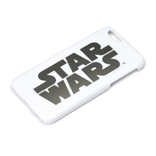 PGAiPhone6用ハードケース銀箔押しスターウォーズ・ロゴPG-DCS925SW[PGDCS925SW]