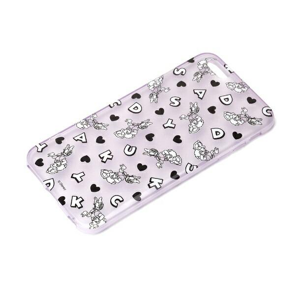 PGAiPhone6Plus用TPUセミハードケースディズニー・デイジーダックPG-DCS958DSY[PGDCS958DSY]