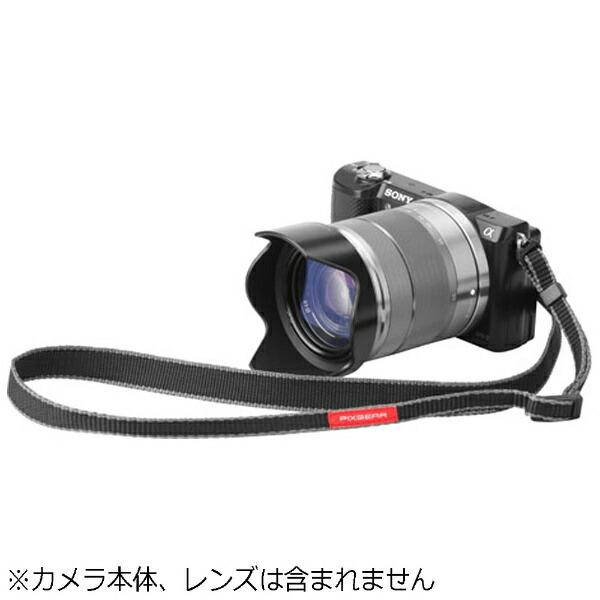 ハクバHAKUBAテーパードストラップ15(ブラック)KST-60TP15BK[KST60TP15BK]