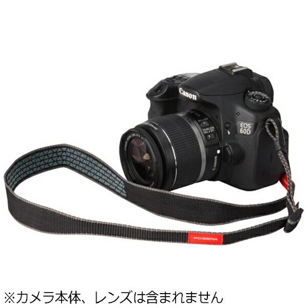 ハクバHAKUBAテーパードストラップ25(ブラック)KST-60TP25BK[KST60TP25BK]