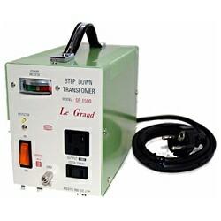日章工業NISSYOINDUSTRY変圧器(ダウントランス)(1500W)SP-1500[SP1500]