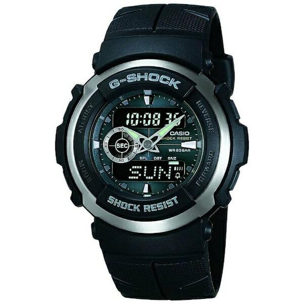 カシオCASIOG-SHOCK(G-ショック)「G-SPIKE(Gスパイク)」G-300-3AJF[G3003AJF]