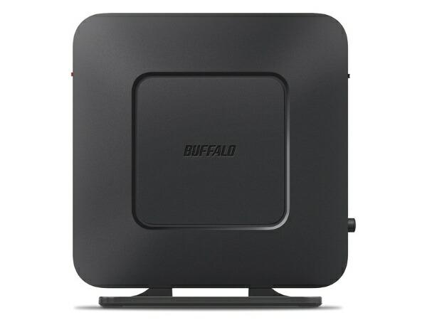 BUFFALOバッファローWSR-300HPWi-Fiルーターブラック[n/g/b][無線LANルーターWSR300HP]