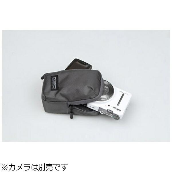 ハクバHAKUBAピクスギアDP01カメラポーチMサイズ(グレー)SPG-DP01CPMGY[SPGDP01CPMGY]