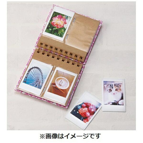 セキセイSEKISEIハーパーハウスチェキポケットアルバム(フラワー)XP-1716[XP1716]
