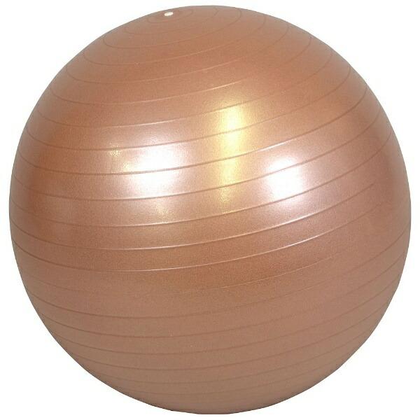 ラッキーウエストLuckyWestバランスボールYOGABALLアンチバーストタイプ(ゴールド/φ55cm)LW-BA327[LWBA327]