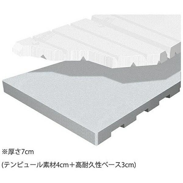 テンピュールTEMPURFutonDeluxeシングルサイズ(95×195×7.5cm)