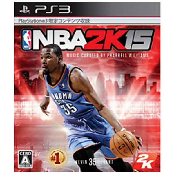 テイクツー・インタラクティブTake-TwoInteractiveNBA2K15【PS3ゲームソフト】[NBA2K15]