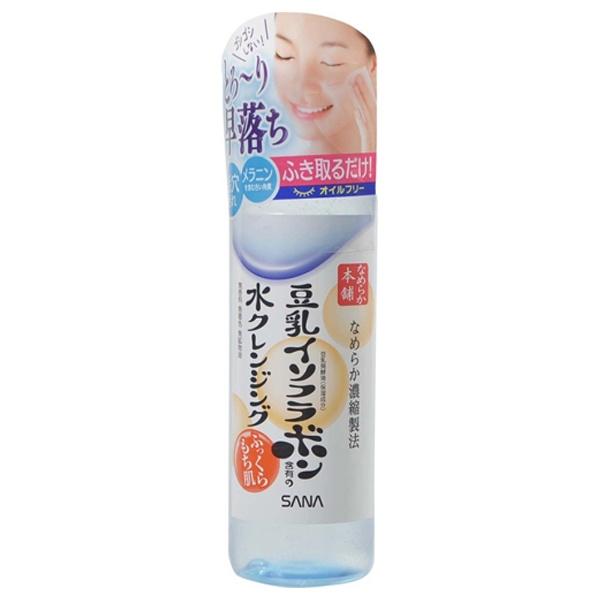 常盤薬品TOKIWAPharmaceuticalSANA(サナ)なめらか本舗豆乳イソフラボン含有の水クレンジング200ml