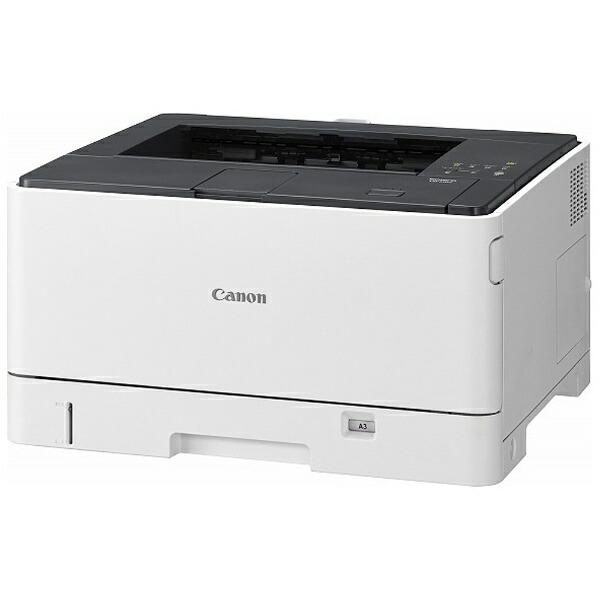 キヤノンCANONLB-P8100モノクロレーザープリンターSateraホワイト[はがき〜A3][LBP8100]【プリンタ】
