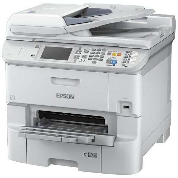 エプソンEPSONPX-M860Fインクジェット複合機ビジネスプリンターグレー[L判〜A4][ハガキ印刷プリンター][PXM860F]