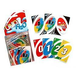 マテルMattelH2Oウノカードゲーム[人気ゲーム1202]