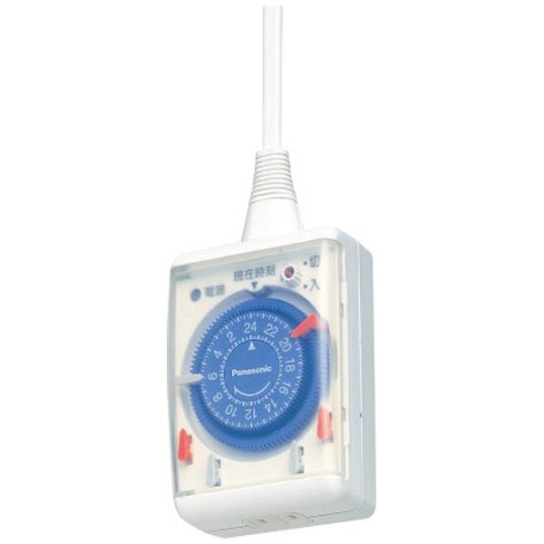 パナソニックPanasonicWH3311WPタイマー(1mコード付・24時間くりかえし)WH3311WP[WH3311]panasonic
