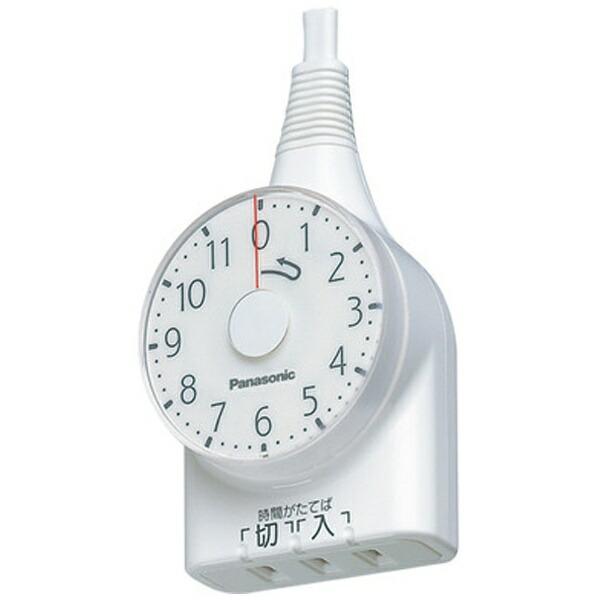 パナソニックPanasonicWH3111WPタイマー(1mコード付・11時間形)WH3111WP[WH3111]panasonic