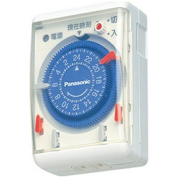パナソニックPanasonicWH3301WPタイマー(コンセント直結式・24時間くりかえし)WH3301WP[WH3301]panasonic