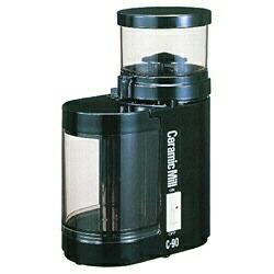 カリタKalitaC-90電動コーヒーミルセラミックミルブラック[C90]