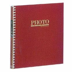 ナカバヤシNakabayashiフエルライトフォートアルバム「ライトフォート15R」(四つ切サイズ/白フリー)アL-JHO-91-R[アLJHO91R]