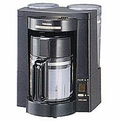 東芝TOSHIBAコーヒーメーカーブラックHCD-L50M(K)[ミル付き][HCDL50M]
