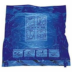 JTB抗菌・防臭「べんりな圧縮ケース」(LL)バイオレットブルー【日本製】[680805]