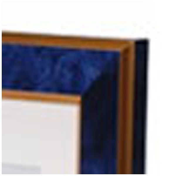 万丈VANJOHDフレームベーシックシリーズ(6切/ブルー)DF-B6BL[DFB6BL]