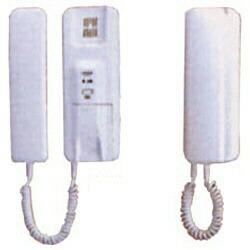 アイホンAiphone親子インターホン壁掛形セット(乾電池式)AT406P《配送のみ》