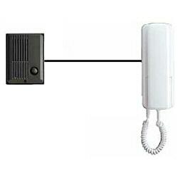 アイホンAiphone乾電池式ドアホン「デミトーク」TCS-MHP《配送のみ》[TCSMHP]