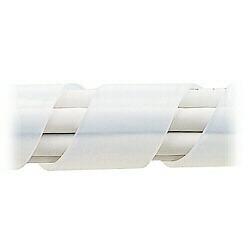 サンワサプライSANWASUPPLYCA-SP20W-5(ケーブルタイ/スパイラル・ホワイト/5m)[CASP20W5]