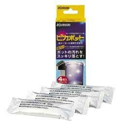 象印マホービンZOJIRUSHIポット内容器洗浄用クエン酸「ピカポット」CD-KB03[CDKB03]