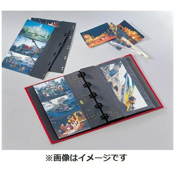 セキセイSEKISEIレミニッセンスポケットアルバム(Lサイズ120枚収納/カーキ)XP-2102-KA[XP2102]