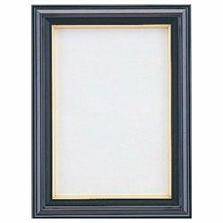 フジカラーFUJICOLOR木製肖像額縁(L判/ブラック)