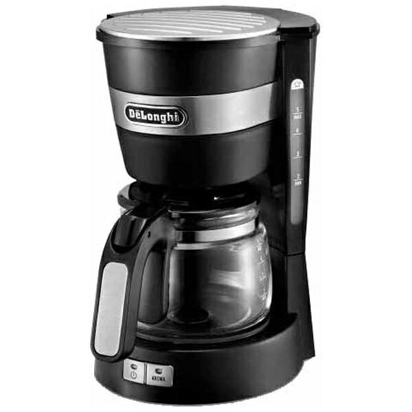 デロンギDelonghiICM14011Jコーヒーメーカーブラック[ICM14011J]