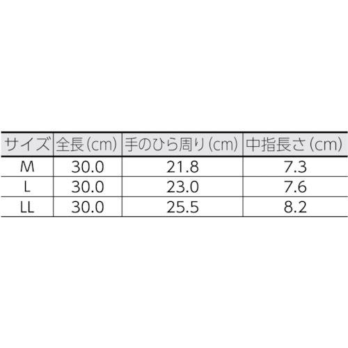 東和コーポレーションTOWACORPORATION耐油ビニスターロングLL6562L