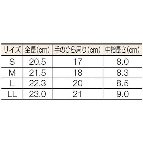 富士グローブFujiGloveSC-703ブラックLL7708