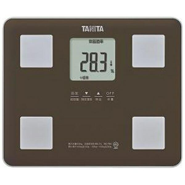 タニタTANITABC-760体組成計ブラウン[BC760BR]