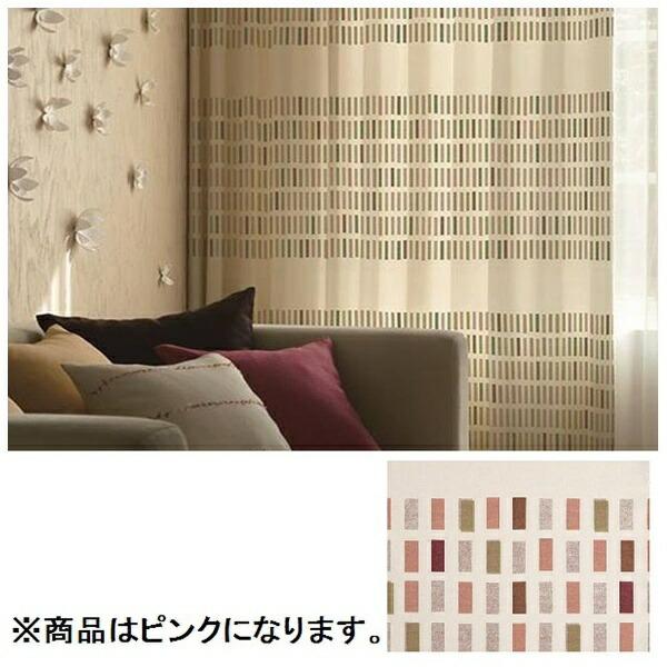 スミノエSUMINOEドレープカーテンタイル(100×178cm/ピンク)【日本製】[G1010100X178]