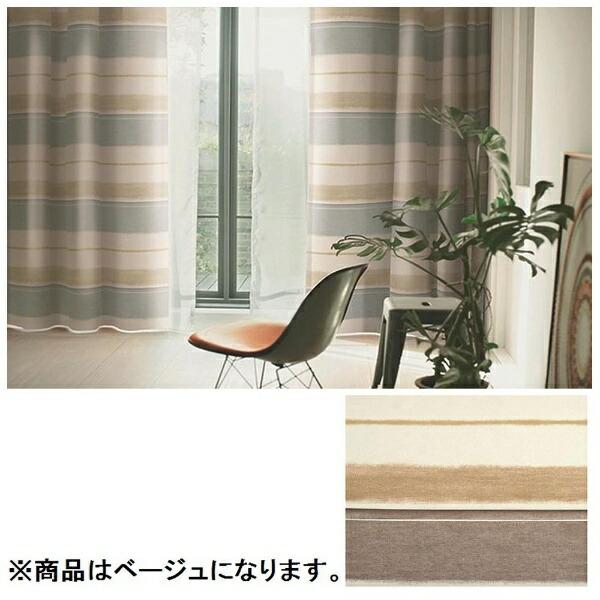 スミノエSUMINOEドレープカーテントロワ(100×135cm/ベージュ)【日本製】[G1013100X135]