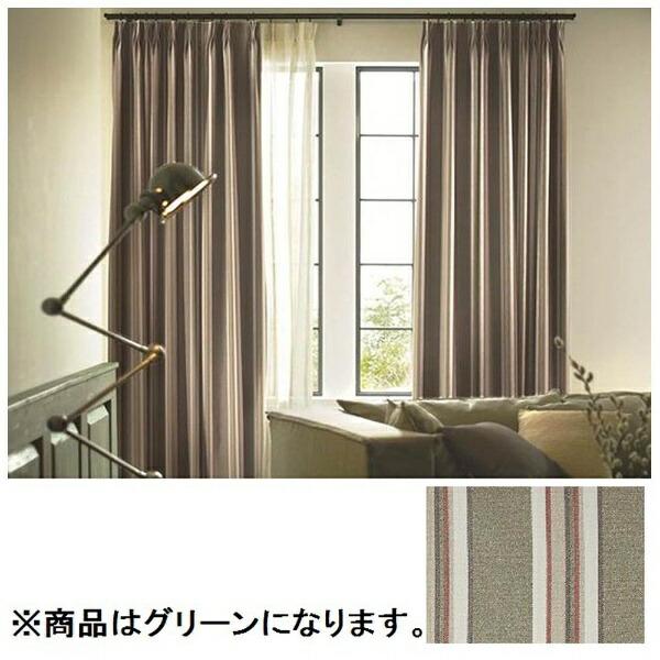 スミノエSUMINOEドレープカーテンピリエ(100×200cm/グリーン)【日本製】[G1018100X200]