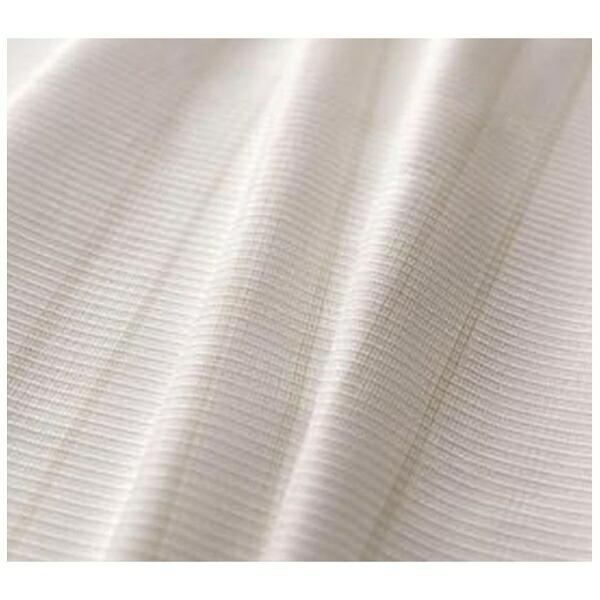 スミノエSUMINOEレースカーテンスリット(100×176cm/ナチュラルホワイト)【日本製】[G1027100X176]