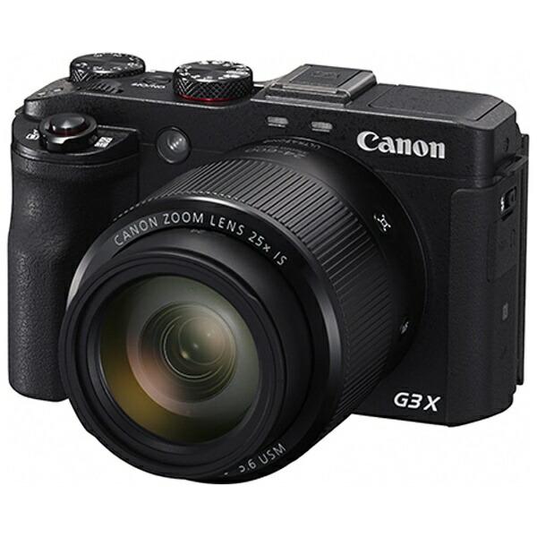 キヤノンCANONPSG3XコンパクトデジタルカメラPowerShot(パワーショット)[PSG3X]