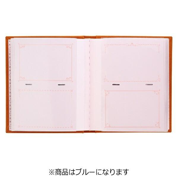 セキセイSEKISEIフレームアルバム(ブルー)XP-4700[XP4700]