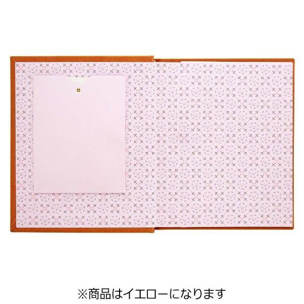 セキセイSEKISEIフレームアルバム(イエロー)XP-4700[XP4700]
