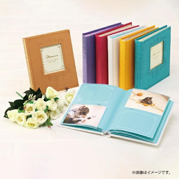 セキセイSEKISEIフレームアルバム(ホワイト)XP-4700[XP4700]