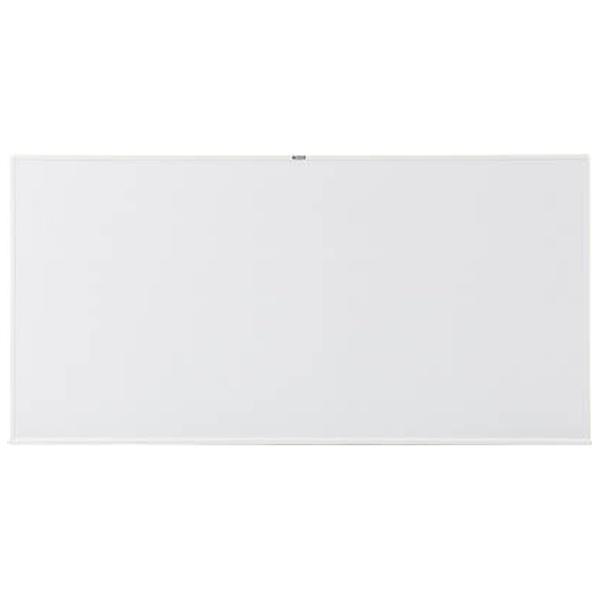 トラスコ中山スチール製ホワイトボード白暗線白900X1800WGH102SA【メーカー直送・代金引換不可・時間指定・返品不可】