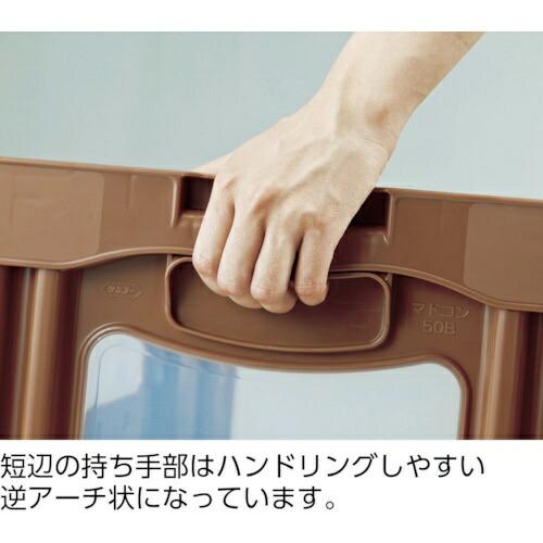 三甲サンコーマドコンCー75B茶SKOC75BBR《※画像はイメージです。実際の商品とは異なります》