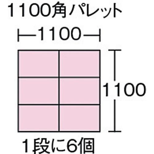 三甲サンコーSNコンテナーB#20ブルー/ブルーSNB20BLBL