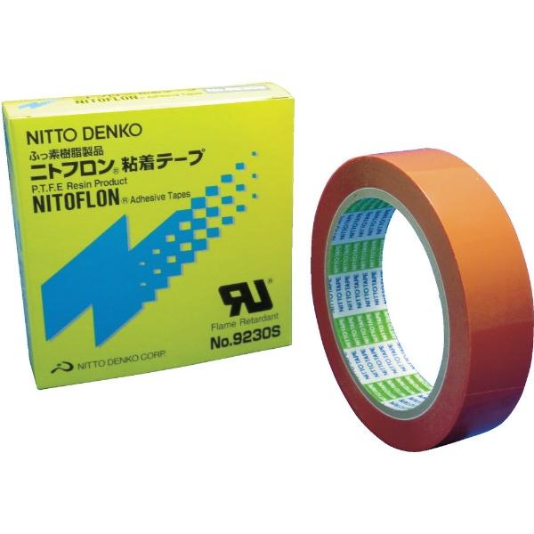 日東Nittoニトフロン粘着テープNo.9230S0.1mm×25mm×33m9230SX10X25