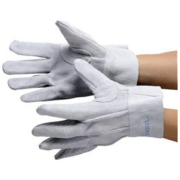 シモンSimon牛床革手袋背縫い当付107AP107AP
