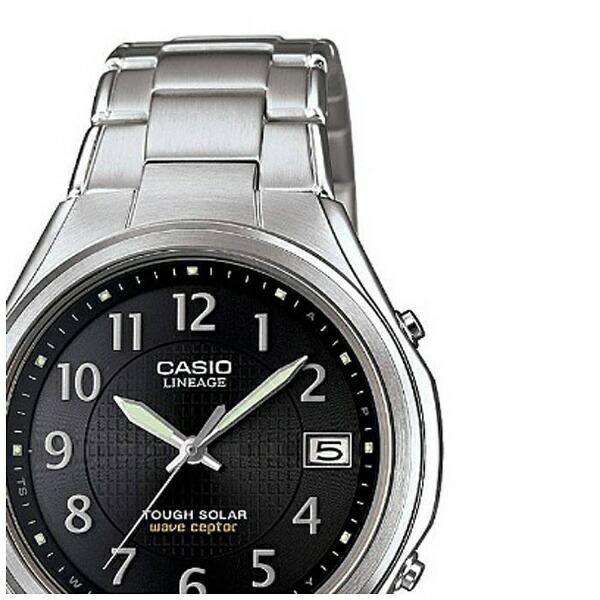 カシオCASIO[ソーラー電波時計]リニエージLIW-120DEJ-1A2JF